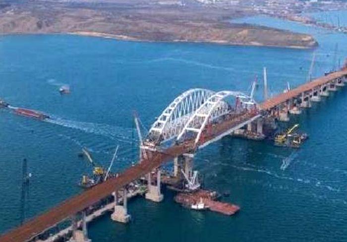 В России заговорили о бесполезности Крымского моста