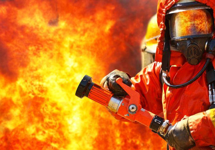 Пожар в Харькове: горел храм