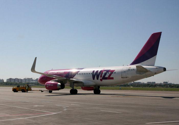 Wizz Air изменил дату запуска прямого рейса из Харькова в Краков