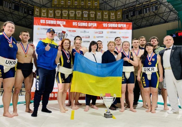 Харьковчанин стал серебряным призером в США