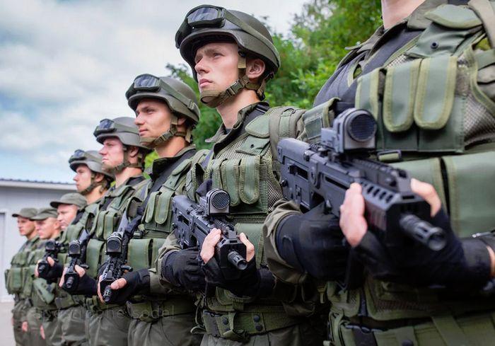 На Харьковщине отмечают День Национальной гвардии Украины