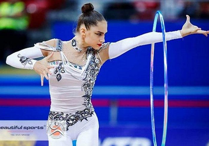 Харьковская гимнастка завоевала «бронзу»