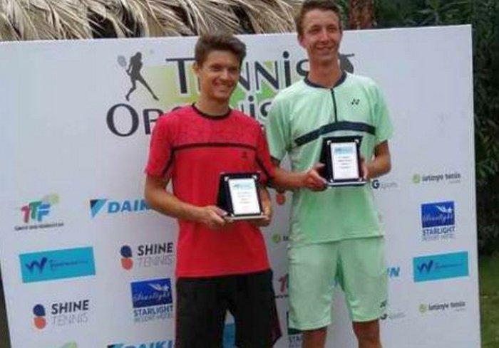 Харьковский теннисист победил в Анталии
