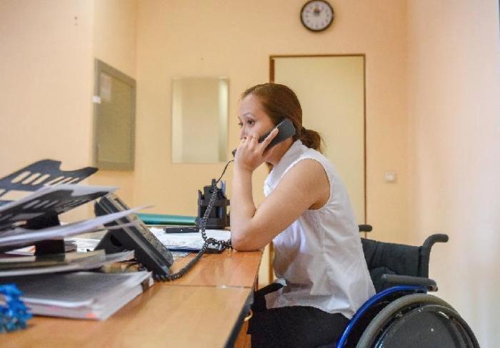 Работодателям компенсируют трудоустройство инвалидов