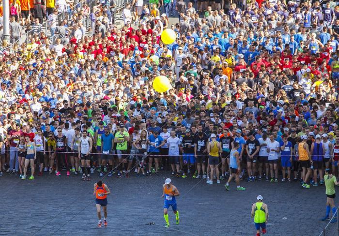 Кто б сомневался: в харьковском марафоне победил кениец