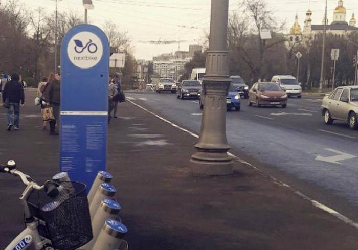 В Харькове обворовали велосипедную компанию