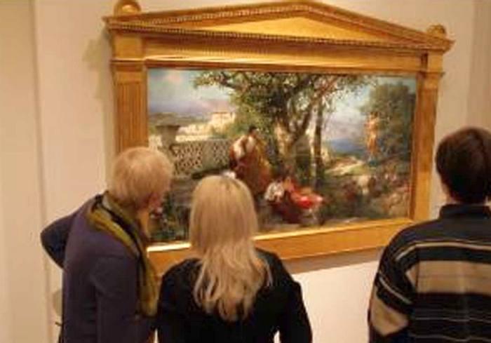 В харьковской галерее открывается выставка живописи