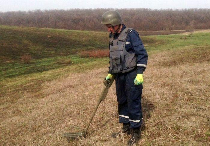 В Харьковской области нашли более сотни боеприпасов