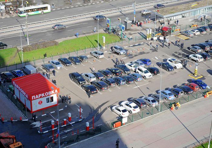 В Украине очень скоро разрешат обустраивать перехватывающие автостоянки