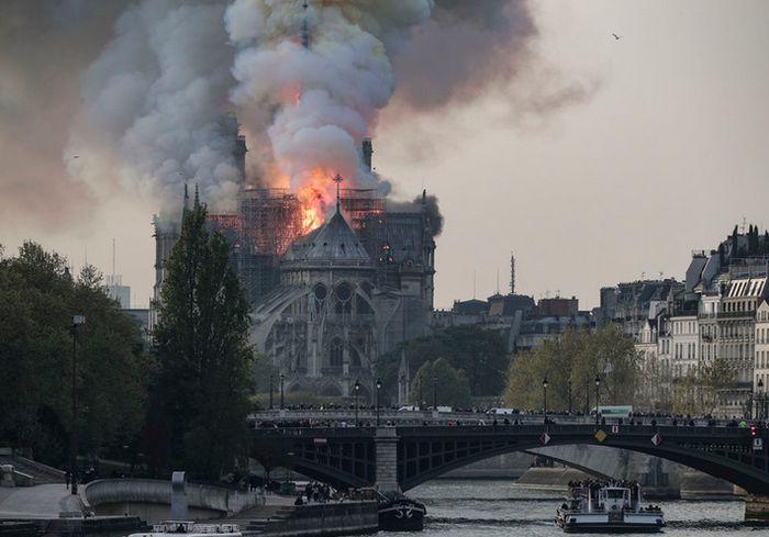 Эксперты рассказали о перспективах восстановления собора Парижской Богоматери