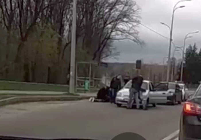 Иностранцы устроили стрельбу в Харькове