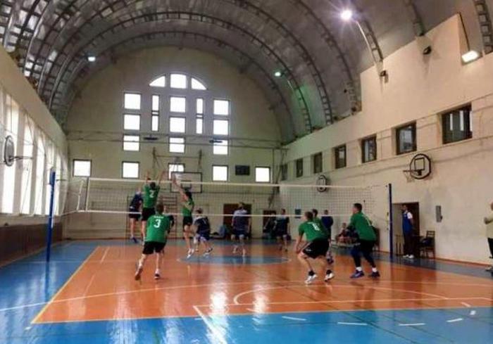 Представители районов, городов и ОТГ Харьковщины приняли участие в областной спартакиаде по волейболу