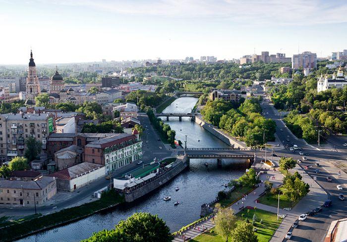 В Харькове показали, как будет выглядеть новая «визитка» города (фото)