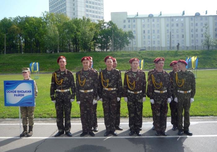 В Харькове определят лучшие команды по военно-спортивной подготовке среди школьников
