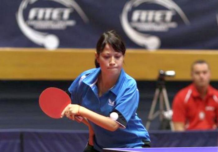 Харьковская теннисистка завоевала золотые медали в Словении