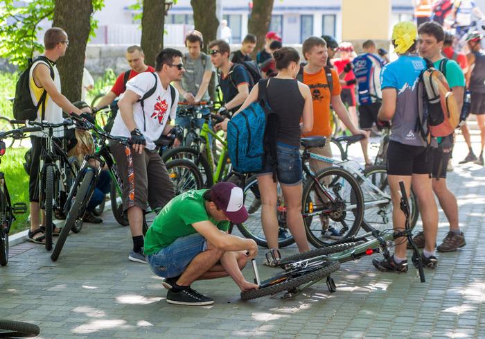 «Велодень» в Харькове начнется с конкретного вопроса