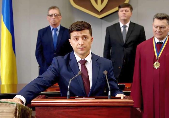 Рада назначила точное время инаугурации Владимира Зеленского