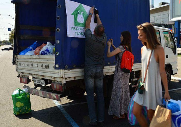 В Харькове появился новый центр сортировки отходов