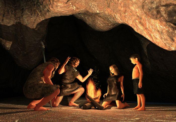 Ученые выяснили, как развлекались пещерные люди 14 000 лет назад (фото)