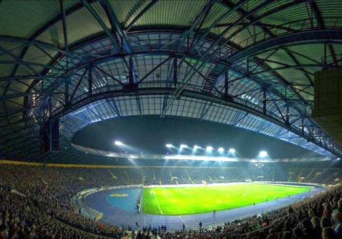 Харьков обеспечит мощную поддержку сборной в квалификационном матче с Литвой