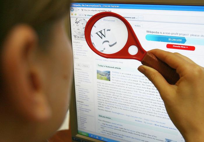 В Китае запретили Википедию