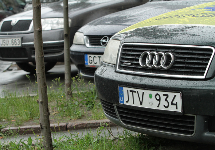 Владельцам нерастаможенных «евроблях» грозят огромные штрафы