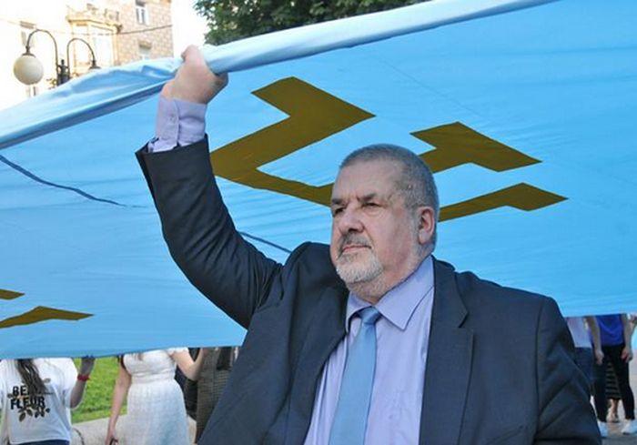 «Я не услышал слова «Крым». Чубаров отреагировал на инаугурационную речь Зеленского