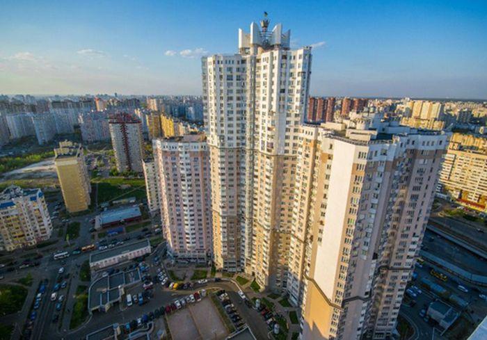 В Украине заметно увеличат разрешенную высоту новых зданий