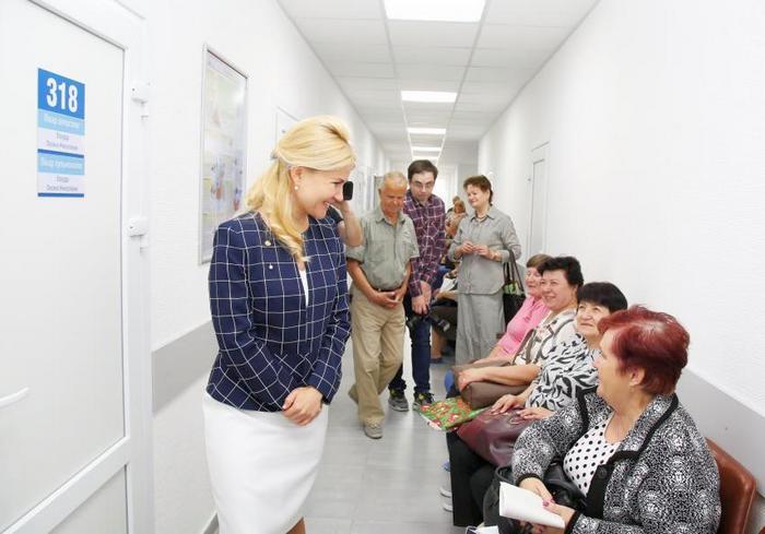 Юлия Светличная расширяет перспективы сотрудничества