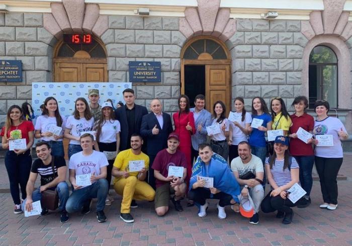 На Харьковщине создаются достойные условия для развития молодых ученых