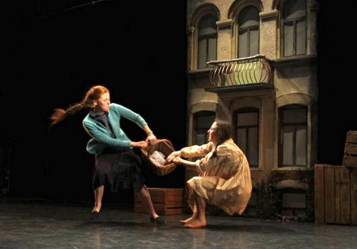 Харьковские театры ищут европейские корни в украинском искусстве