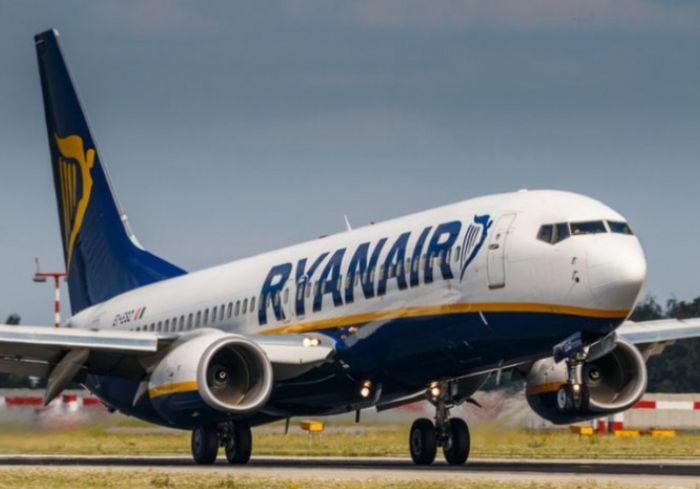 На официальном сайте Ryanair появилась украинская версия (фото)