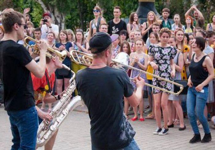 В Харькове выступят музыканты со всей Украины