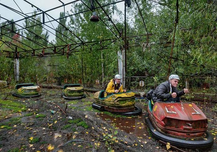В Чернобыле ожидают около ста тысяч туристов