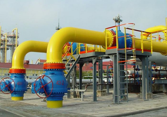 Украина радикально увеличила запасы газа в ПХГ