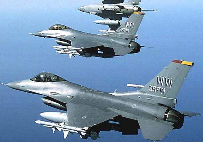 В США заговорили о возможной закупке Украиной истребителей F-16