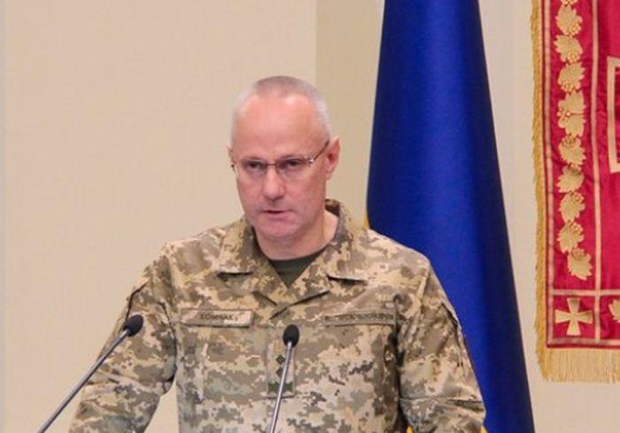 Начальник Генштаба ВСУ обвинил Путина во лжи