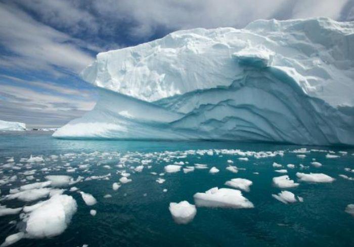 Ученые предложили новый способ спасения тающих ледников Антарктиды