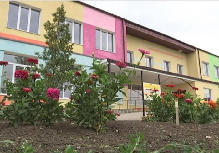 В Близнюках готовят к открытию до конца года детсад на 90 мест