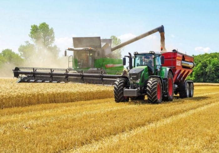 На Харьковщине уже собрали 2 млн тонн зерна нового урожая (+инфографика)