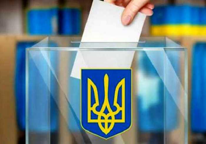 В Харьков привезли бюллетени для голосования