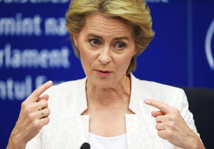 Новый лидер Еврокомиссии послала четкий сигнал Кремлю