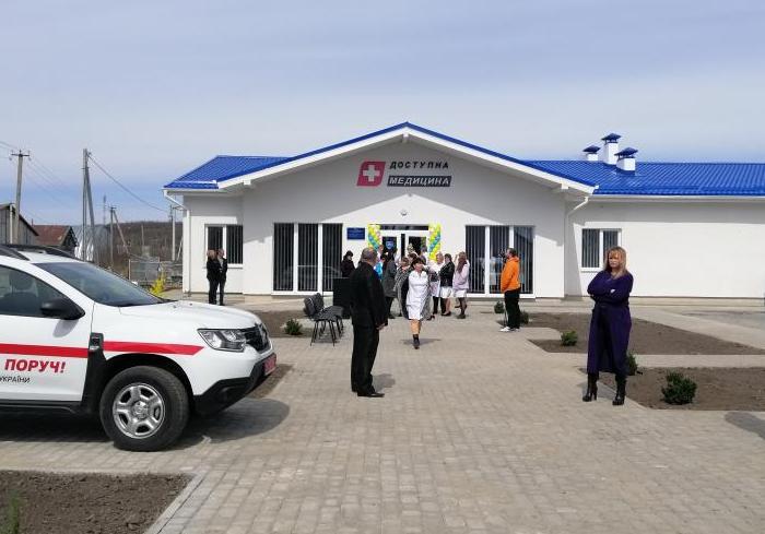 В Харьковской области появятся три десятка амбулаторий