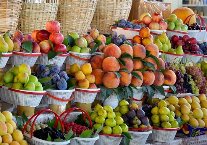 Как изменились цены на фрукты в Харькове