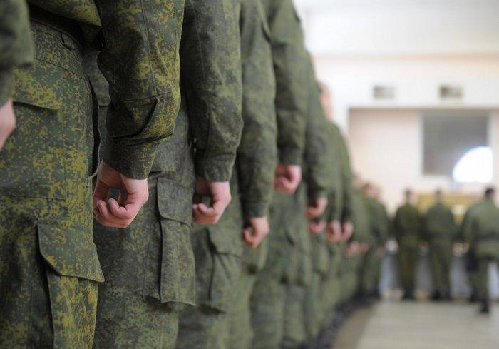 140 харьковских контрактников пополнят ряды Вооруженных сил