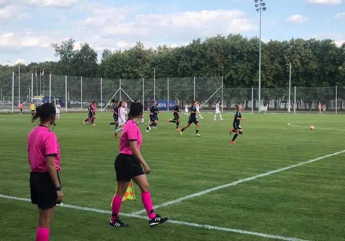 В Харькове проходит женская Лига чемпионов