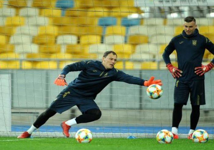 Украинский футболист вошел в топ-20 игроков европейских сборных по версии УЕФА
