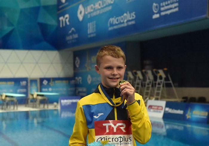 13-летний украинец произвел фурор на чемпионате Европы