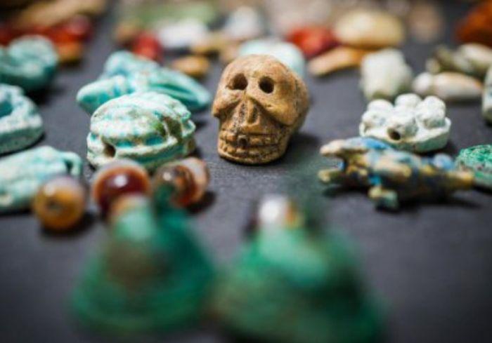 В древних Помпеях нашли «сундук колдуньи»