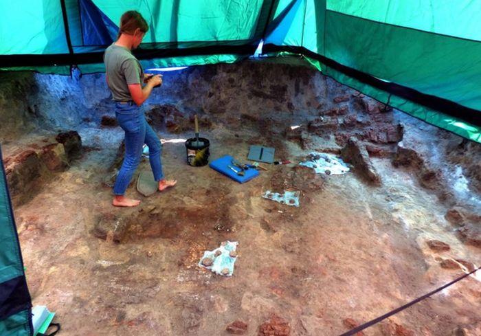 Под Полтавой нашли скифское золото и оружие: фото-факт